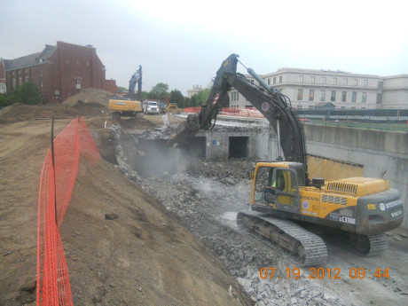 COMPLETE SITE CONTRACTING
